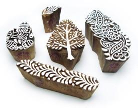Royal Kraft Htag0072 Printing Blocks(Pack of 5)