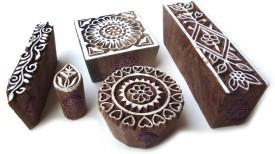 Royal Kraft Htag0102 Printing Blocks(Pack of 5)