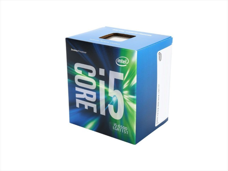 Intel 3.6 GHz LGA 1151 i5-6500 Processor(Gray)