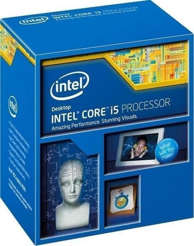 Intel 3.2 GHz LGA 1150 i5-4460 (BX80646I54460) Processor