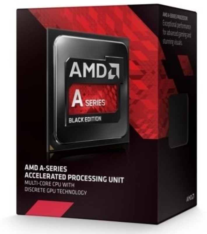AMD 4 GHz FM2+ A-Series Accelerated Processor Unit A10-7850K Processor