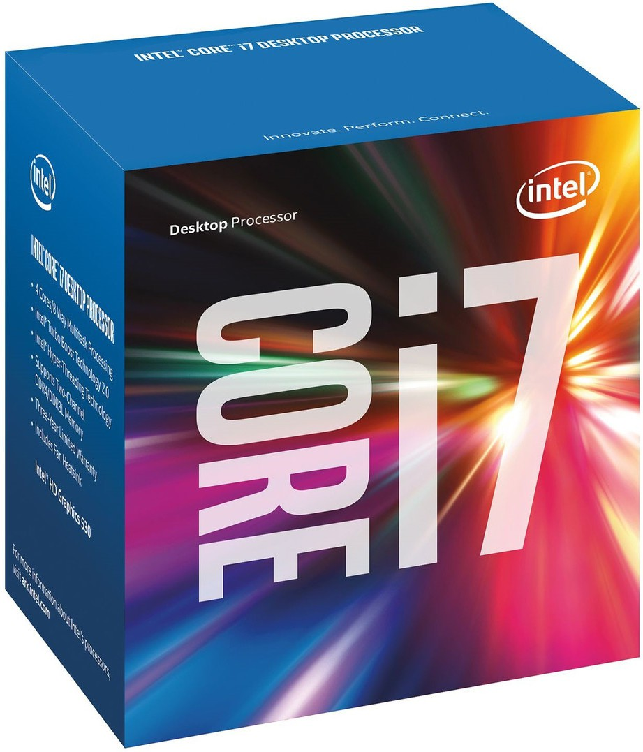 Intel 3.3 GHz LGA 1151 6700 Processor(Grey)