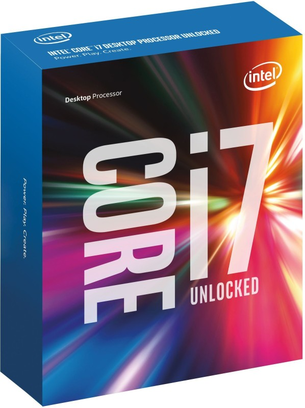 Intel 4.2 GHz LGA 1151 i7-6700K Processor(Grey)