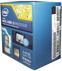 Intel 3.5 GHz LGA 1150 4150 Processor(Black)