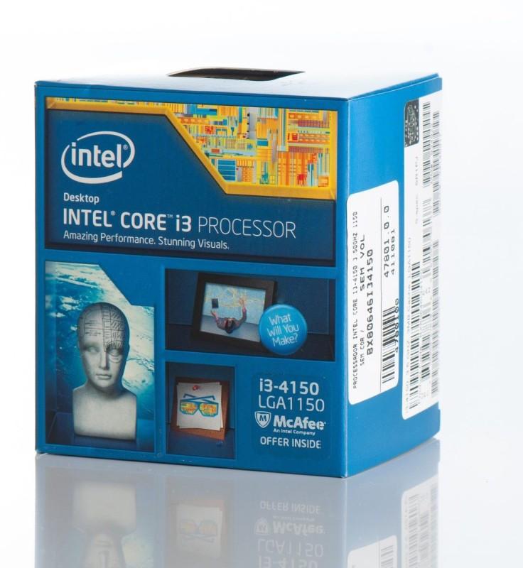 Intel 3.5 GHz LGA 1150 i3-4150 Processor(Blue)
