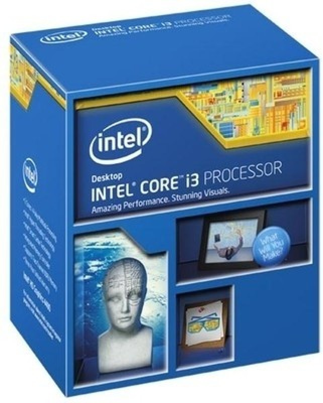 Intel 3.5 GHz LGA 1150 i3-4150 (BX80646I34150) Processor