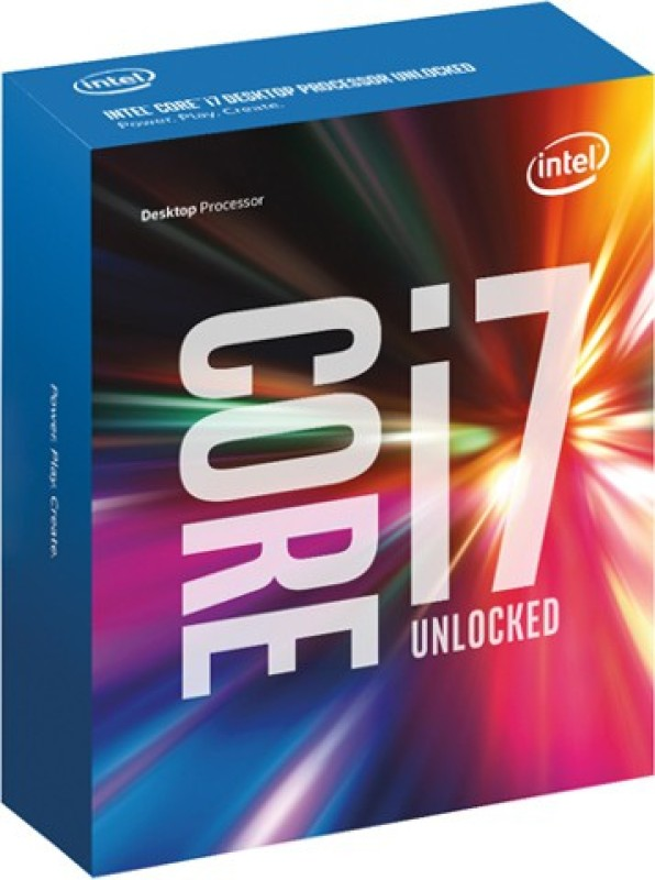 Intel 4.0 GHz LGA 1151 i7 6700k Processor(Grey)