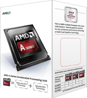 AMD A4-4000 Processor
