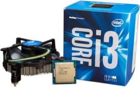 Intel 3.7 GHz LGA 1151 i3-6100 Processor