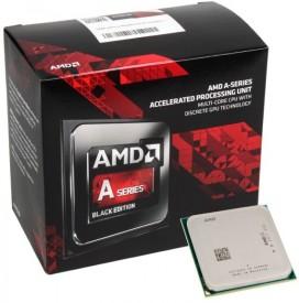 AMD 4.0 GHz FM2 A10-7860K Processor(BLACK-RED)