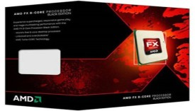 AMD 4 GHz AM3 FX 8350 Processor(Red)