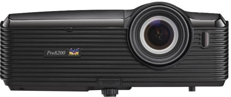 ViewSonic Pro8200 Projector(Black)