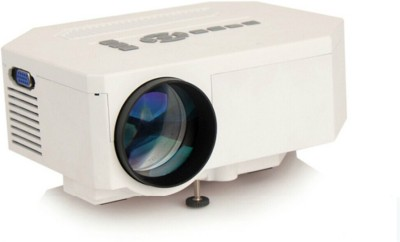 ZAKK UC 30 Advance 150 lm LCD Corded & Cordless Portable Projector