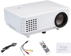 IBS 800 Lumens RD-805 Mini LED TV Smart Lcd Video Home Theater 1080P Movie Cinema Portable Projector