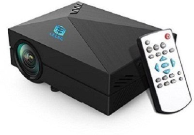 Teledealz Brand GM 60 Full HD LED Projector Portable Projector