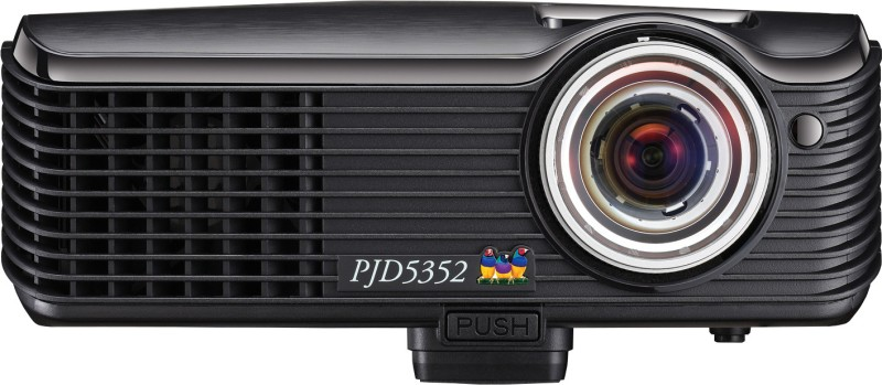 ViewSonic PJD 5352 Projector(Black)