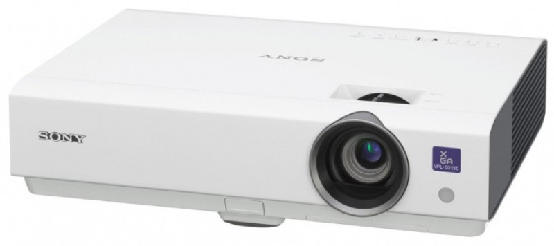 Sony VPL-DX120 Projector(White)