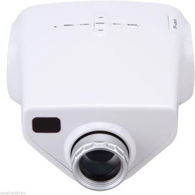 "Wonder World â""¢ LED projector USB/AV/SD/HDMI/VGA Input Portable Projector"