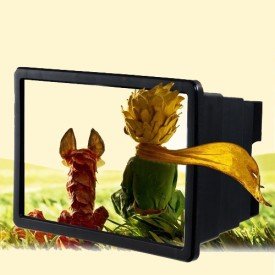 Evana For Amazing Universal F2 3D Enlarge Screen Magnifier Xolo_Opus_3 Micro Portable Projector