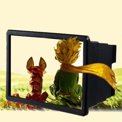 Evana For Amazing Universal F2 3D Enlarge Screen Magnifier Asus_ZenFone_5_A500CG Micro Portable Projector
