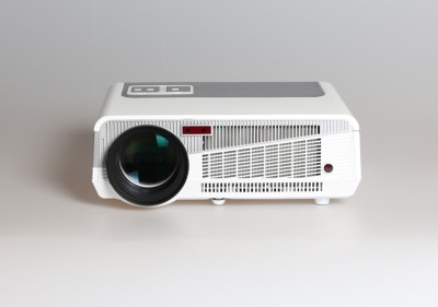 Play Pp- 0002 Portable Projector(White)