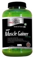 WOP Mass Gainers(908 g, Chocolate, Coffee)