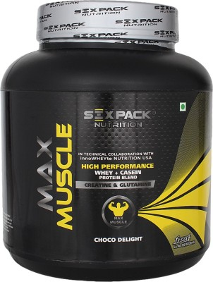 Six Pack Nutrition Max Muscle Weight Gainers