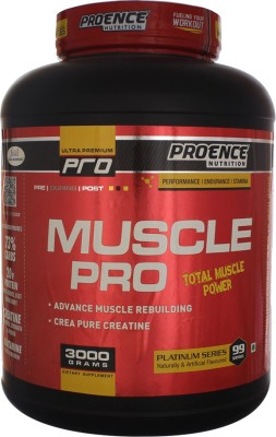 Proence Muscle pro Mass Gainers
