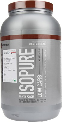 Nature's Best Isopure Low Carb Whey Protein