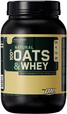Optimum Nutrition 100% Natural Oats Whey Protein