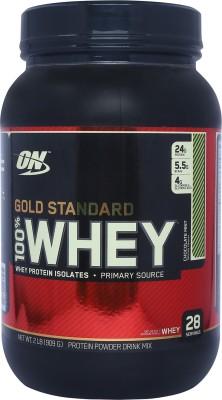 Optimum Nutrition Gold Standard 100% Whey Protein(0.907 kg, Chocolate Mint)