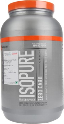 Nature's Best Isopure Zero Carb Whey Protein