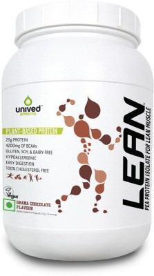 Unived LEAN Pea Protein(571 g, Chocolate)