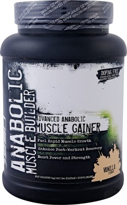 SSN Anabolic Muscle Builder Mass Gainers
