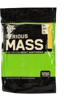 Optimum Nutrition Serious Mass Weight Gainers(5.44 kg, Banana)