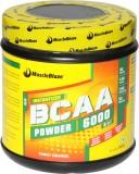 MuscleBlaze BCAA 6000 BCAA (400 g, Citru...