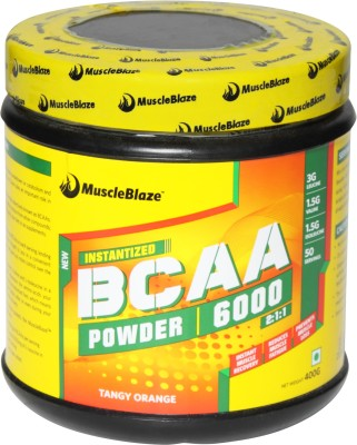 MuscleBlaze BCAA 6000 Creatine