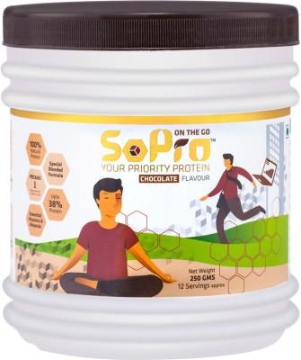 SoPro Nutri Whey Protein(0.25 kg, Chocolate)