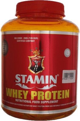 Stamin Nutritional Whey Protein