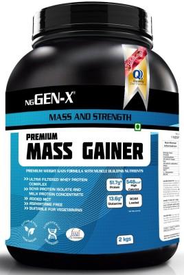 NG GEN-X Premium Mass Gainer Weight Gainers