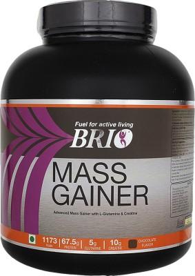 BRIO Weight Gainers, Mass Gainers
