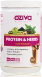 OZiva Protein & Herbs, Women, Whey Prote...
