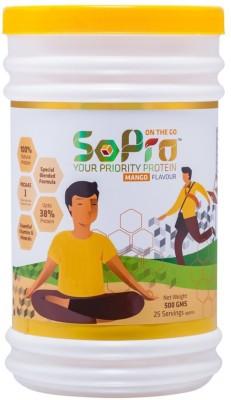 SoPro Nutri Whey Protein(0.5 kg, Mango)