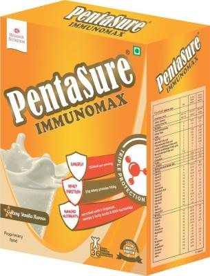 PENTASURE PENTASURE IMMUNOMAX 61 GM Whey Protein(244 g, Vanilla)