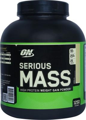 Optimum Nutrition Serious Mass Whey Protein