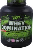 DN Domination Whey Protein (1.8 kg, Stra...