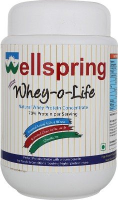 Wellspring Whey-O-Life Whey Protein