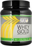 Brio Whey Gold Whey Protein (1000 g, Cho...