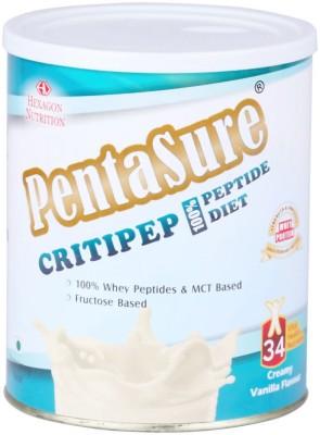 PENTASURE PENTASURE CRITIPEP 400GM Whey Protein(400 g, Vanilla)