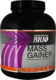 Brio Mass Gainer Mass Gainers (3 kg, Ban...